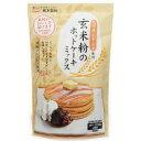 玄米粉のホットケーキミックス(200g)