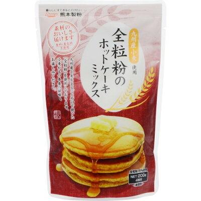 全粒粉のホットケーキミックス(200g)