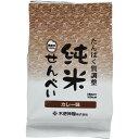 木徳神糧 たんぱく質調整純米せんべい カレー味 65g