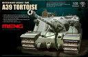 1/35 イギリス突撃重戦車 A39 トータス プラモデル MENG Model