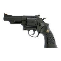 クラウンモデル S&W M29 .44マグナム 4インチ ブラック 18歳以上用エアーリボルバー