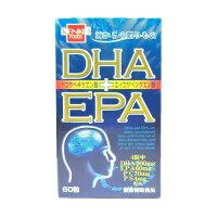 DHA・EPA ドコサヘキサエン酸+エイコサペンタエン酸(60粒)