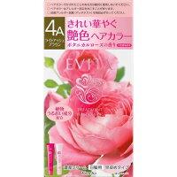 エビータ トリートメントヘアカラー4A ライトアッシュブラウン(医薬部外品)(45g+45g)