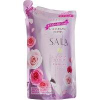 サラ ヘアコンディショナー しっとりさらさら サラスウィートローズの香り つめ替え用(350mL)