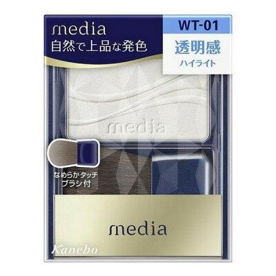 メディア BアップチークS WT-01 2.8g