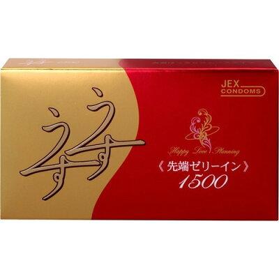 コンドーム/ニューゼリヤコートうすうす 1500(12コ入)