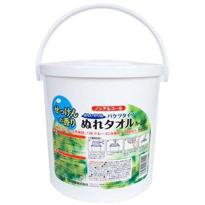 ぬれタオル ノンアルコール せっけんの香り(240枚入)
