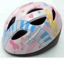 SAGISAKA サギサカ Kabuto キッズヘルメット SGマーク付 幼児用 47-54cm メロディーピンク 46825 46825