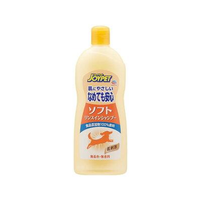 ジョイペット ソフトリンスインシャンプー全犬用(350mL)