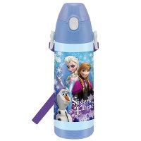 トイザらス ダイレクトステンレスボトル600ml アナと雪の女王