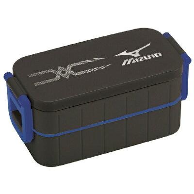 2段 ランチボックス 600ml 弁当箱 ミズノ 17 MIZUNO YZW3