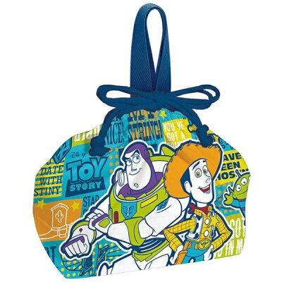 お弁当きんちゃくバッグ ランチ巾着 トイストーリー TOY STORY 19 ディズニー