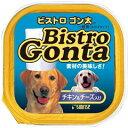 ビストロゴン太 チキン&チーズ入り 100g