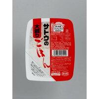 佐藤食品工業 サトウのごはん 新潟県産コシヒカリ大盛300g