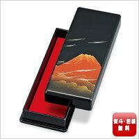 ペンBOX 筆箱 赤富士 山中漆器 日本みやげ
