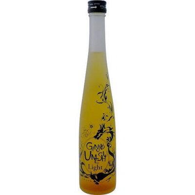 斉藤酒造 吟醸うめしゅ らいと リキュール 8度(375ml)