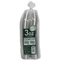 クリアコップ 100ml BC-05 100個