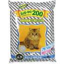猫砂 スーパーDC200 ダブルタイプ(8L)
