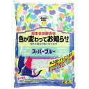 猫砂 紙 スーパーブルー(6.5L)