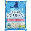 猫砂 シグナルブルー(6.5L)
