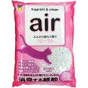 猫砂 air 消臭する紙砂 フローラル(6.5L)