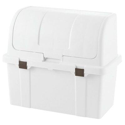 屋外収納 分別ゴミ箱 トラッシュ コンテナ SP ホワイト 220L(1コ入)