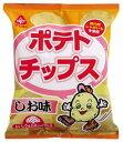 サンコー ポテトチップス しお味(65g)
