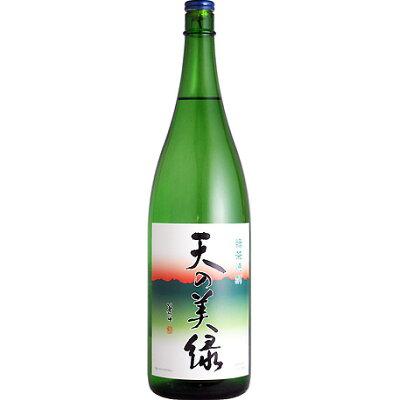 天の美緑 緑茶焼酎 25度(1.8L)