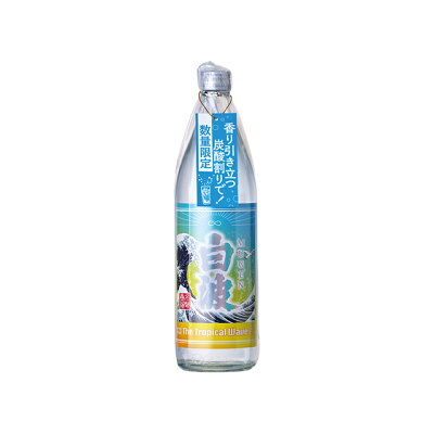 MUGEN白波 乙類25°THE TROPICAL WAVE 芋 900ml