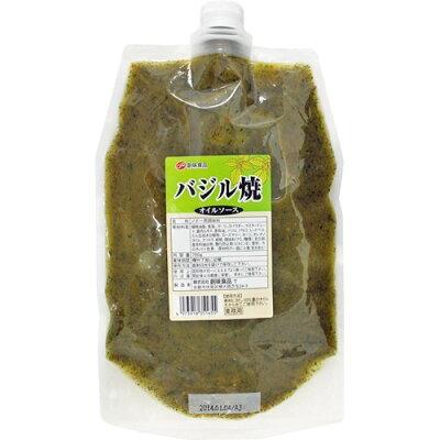 創味食品 バジル焼オイルソース