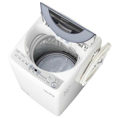 SHARP 全自動洗濯機 ES-GV8D-S