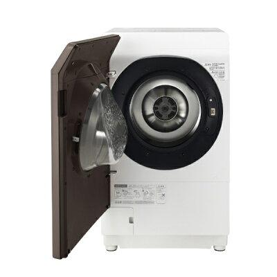 SHARP ドラム式洗濯乾燥機 ES-G112-TL