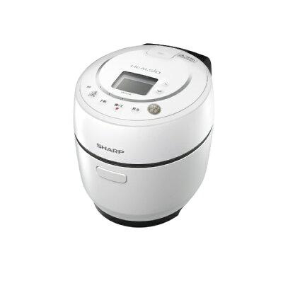SHARP HEALSIO(ヘルシオ)ホットクック ホワイト KN-HW10E-W