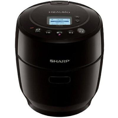 SHARP ホットクック KN-HW10E-B