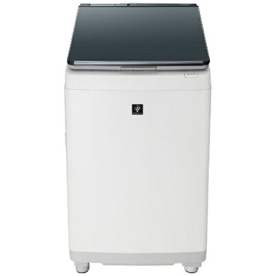 SHARP 縦型洗濯乾燥機 ES-PW11E-S