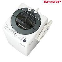SHARP 全自動洗濯機 ES-GW11E-S