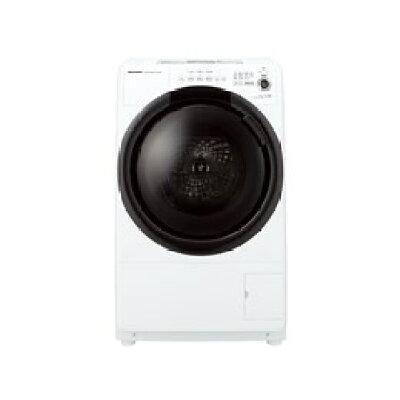 SHARP ドラム式洗濯乾燥機 ES-S7F-WL