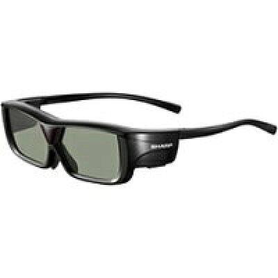シャープ 専用3Dメガネ AN-3DG20-B(1コ入)