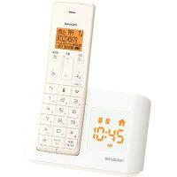 SHARP 電話機 JD-BC1CL-W