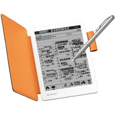 シャープ 電子ノート WG-S20(1台)