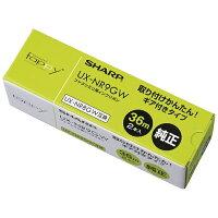 シャープ FAX用インクリボン UXNR9GW