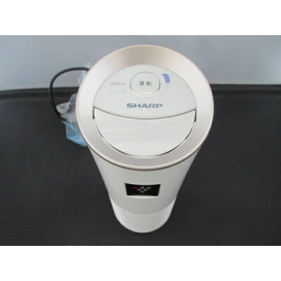シャープ プラズマクラスターイオン発生機 カップホルダータイプ IG-HC15-W ホワイト系