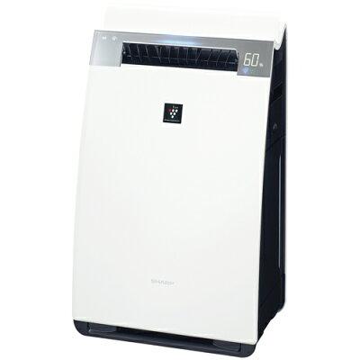 シャープ 加湿空気清浄機 ホワイト系 KI-HX75-W(1台)