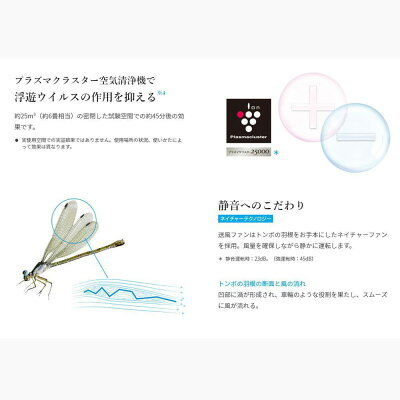 SHARP 天井空清 LEDシーリングライト一体型空気清浄機 プラズマクラスター25000 FP-AT3-W