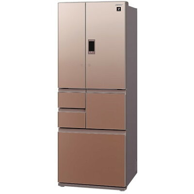SHARP 冷蔵庫 プラズマクラスター SJ-GX55D-T