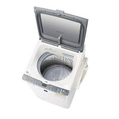 SHARP プラズマクラスター タテ型洗濯乾燥機 ES-PX8C-S