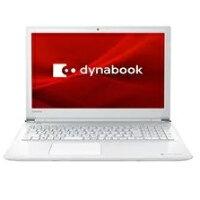 dynabook ダイナブック P1T4KPBW ノートパソコン dynabook T4 リュクスホワイト