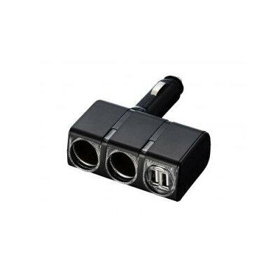 星光産業 USBバーチカルソケット EM-138
