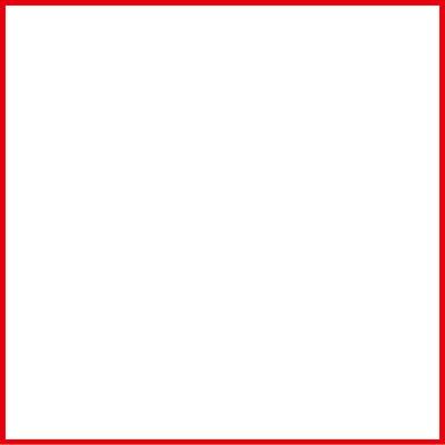 タカ印 敷紙 赤枠 厚口 6号 26-2106