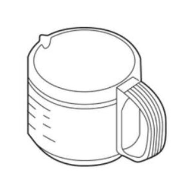 交換用ガラス容器 JAGECAJ-XJ